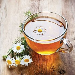 Чай с ромашкой для детей – вкус и польза.